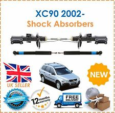 For Volvo XC90 D3 D5 T6 V8 2002- 2 Front & 2 Rear Shock Absorbers Shockers New