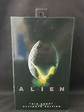 "NECA Alien Ultimate Big Chap Xenomorph 7"" Action Figure Loose Complete with Box"