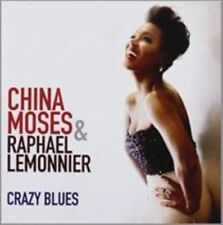 CHINA MOSES/RAPHA‰L LEMONNIER - CRAZY BLUES * NEW CD
