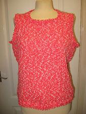 Woolen Waist Length Sleeveless Jumpers & Cardigans for Women