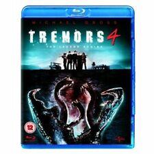Tremors 4 The Legend Begins BLURAY 2004 Region DVD