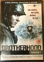 Brotherhood DVD 2004 Je-gyu Kang Korean War Film Classic Premier Asia 2-Discs