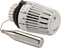 Heimeier Thermostat-Kopf K mit Fernfühler 2m weiß 6002-00.500 Thermostatkopf