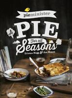 Pieminister: A Pie for All Seasons by Simon, Jon, Hogg, Tristan | Paperback Book