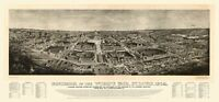 St Louis Missouri - Melville 1904 - 23.00 x 49.41