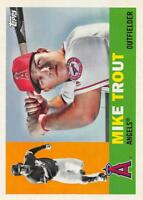 2017 Topps Archives Baseball Cards Pick From List 1-250