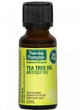 3 x Thursday Plantation Tea Tree Pure Oil 25ml