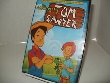 The Adventures of Tom Sawyer (DVD, Animated Classics Collection, 2005 Unsealed