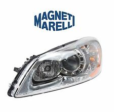 NEW Volvo C30 Hatchback 2010-2013 Driver Left Halogen Headlight Assembly Marelli