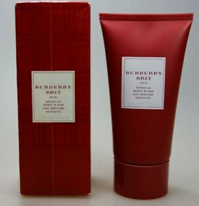 Burberry Brit Red 150 ml Sensual Body Wash
