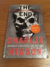 SIGNED CHARLIE HIGSON The End 1/1 HBK Young James Bond / The Fast Show