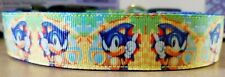 Sonic the Hedgehog Dog Collars ( 2 designs)