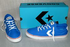 Converse 164064C STAR REPLAY OX Canvas Schuhe Sneaker Boots 46,5 Blue White Red