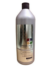 Pureology Hydrate Cleaning Conditioner Dry Color Treated Hair 33.8 OZ