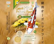 Mangime per Koi Genki4Koi Natural Food Bio Sinking 5 kg 4 mm