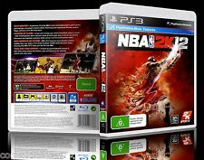 (PS3) NBA 2K12 / 2012 (G) (Sports: Basketball) Guaranteed, Tested, Australian