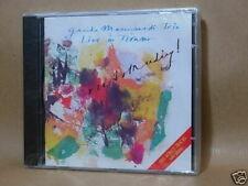 CD musicali live per jazz