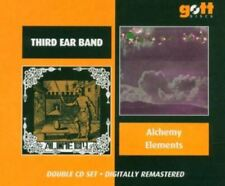 THIRD EAR BAND Alchemy & Elements RARE OUT OF PRINT DELUXE 2 CD REMASTERED SET