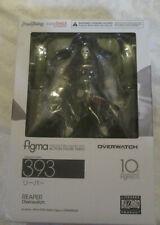 Figma Max Factory Good Smile Company Masaki Apsy Overwatch 393 Reaper Figure