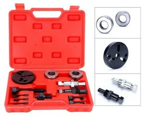 Auto A/C Compressor Clutch Puller Remover Tool Set Air Conditioner Removal Sets