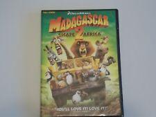 Madagascar: Escape 2 Africa (DVD, 2009, Sensormatic Widescreen)