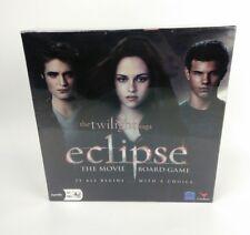 The Twilight Saga Eclipse Vampire Trivia Board Game Collectable Souvenir Sealed