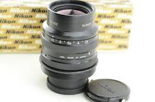 Nikon Printing Nikkor 95mm 1: 2 .8 M = 1/2