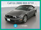 2014 Ford Mustang GT Convertible 2D Alloy Wheels ABS (4-Wheel) Leather AdvanceTrac Power Steering Power Soft Top Air