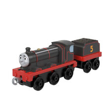 Thomas & Friends Trackmaster Pushalong Metal Toy Train Engine - James