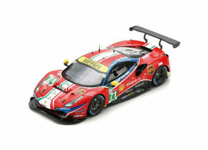 1/43 Looksmart Ferrari 488 GTE Evo N°71 AF Corse 24h LeMans 2020 S.Bird D.Rigon