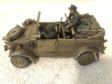 Forces of Valor  1:32 Scale German WWII Kubelwagen