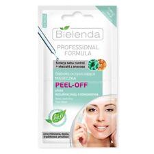 Bielenda Professional Deeply Cleaning Formula Peel-off Mask Maska do Twarzy 2x5g