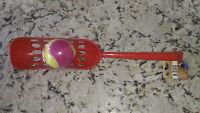 Lanzador de Pelotas para perros 35 cms incluye 1 pelota lanza pelota