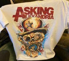 Asking Alexandria 'Stop The Time' XL T-Shirt