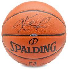 KEVIN LOVE Autographed Cleveland Cavaliers Spalding NBA Basketball UDA