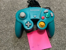 Official Nintendo Game cube Controller Game Pad EMERALD Pad #4