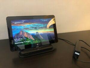 Dell Venue 11 Pro 7130 tablet 4GB RAM 128 GB SSD Win10 64Bit docking base EXTRAS