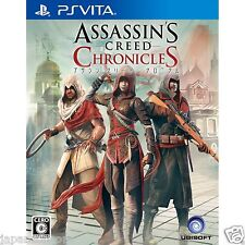 Assassin's Creed Chronicles PS Vita SONY JAPANESE NEW JAPANZON