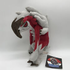 Midnight From Lycanroc Plush Pokemon #745 Soft Toy Doll Stuffed Animal 11""