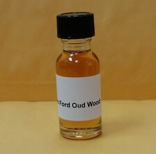 OUD WOOD for UNISEX Perfume Body Oil 1/2 oz (15 ml) Splash Bottle Free Ship