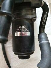 Audi A8 D2 Zusatzkühlwasserpumpe und Heizungsventile  4D0959617A