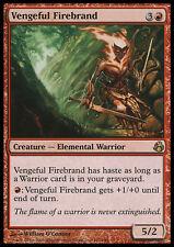 MTG VENGEFUL FIREBRAND ASIAN - VENDICATRICE ARDENTE - MOR - MAGIC