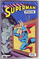 ! SUPERMAN POCHE N°30 en BON ETAT / TRES BON ETAT !