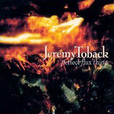 JEREMY TOBACK ~ Perfect Flux Thing ~ CD Album ~ VGC!