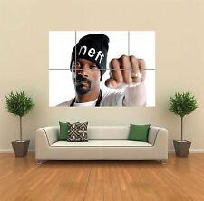 Snoop Dog R 'n' Hip Hop Rapero Nuevo Gigante impresión arte cartel Imagen Pared g1140