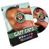 Gaff Caps -12 Custom Bottle Tops for Close-Magic Card Tricks & Instructional DVD