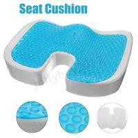 Steißbein Stuhl Sitzkissen Kühlung Gel-Kissen für Ischias Prostata Hämorrhoiden