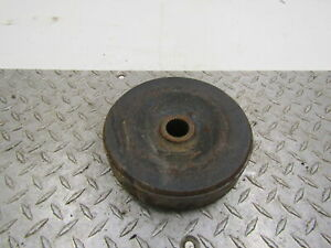 2009 YAMAHA GRIZZLY 350 REAR BACK BRAKE DRUM