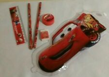 Lightening Mc Queen Cars Stationery Set With Case Gift, Stocking Filler Boys