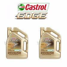 Motor Oil Castrol Edge 5W-30 Synthetic 10 quart for BMW Mercedes Audi VW